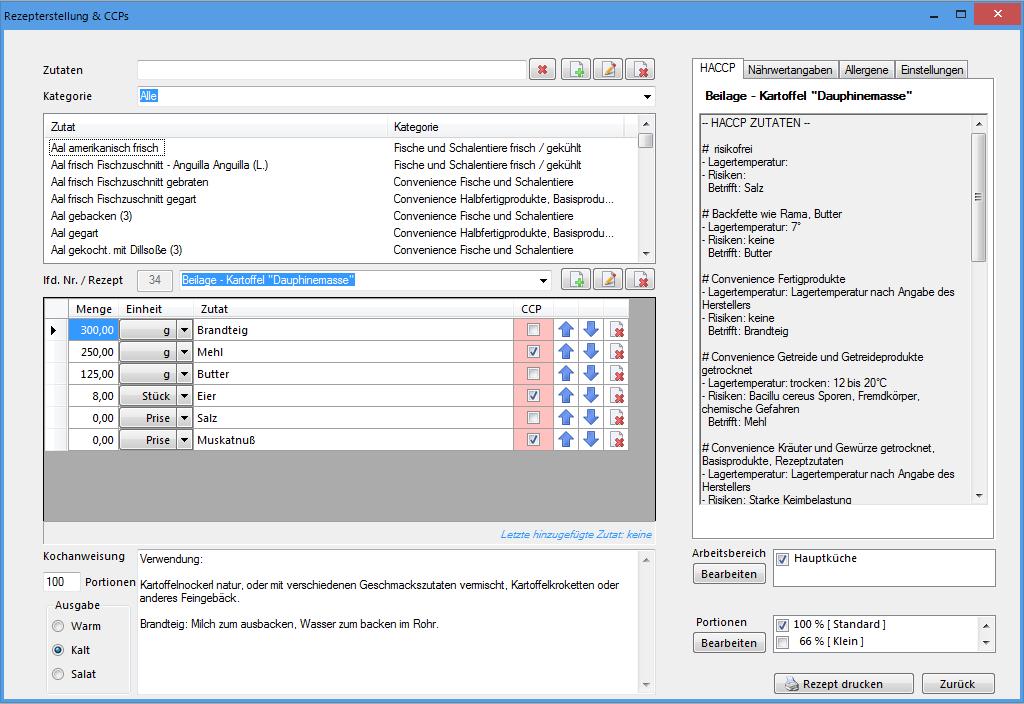easyhaccp Software   HACCP Dokumentation, EU-Zertifizierung ...