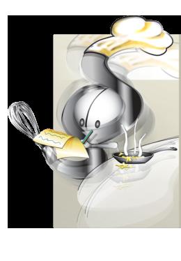 easyhaccp Software - Rezepte mit HACCP Flussdiagramm